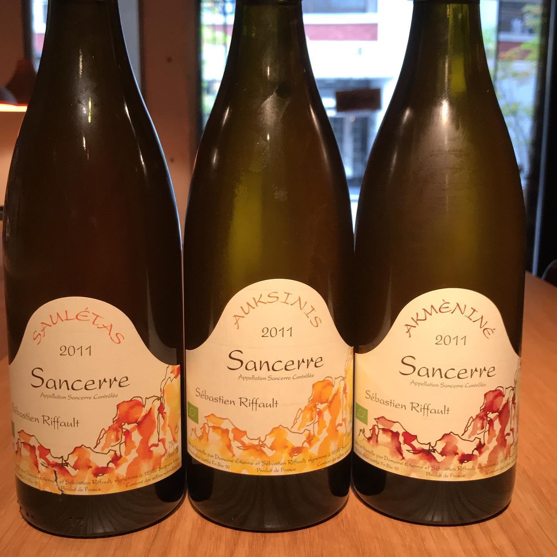 本日7/15の新入荷!大好きなセヴァスチャン・リフォーのバックビンテージ!濃縮りんご系の攻めてるけど安定してる安心ワイン。#イルフェソワフ #ワイン#日本酒 #薬院#警固#サンセール