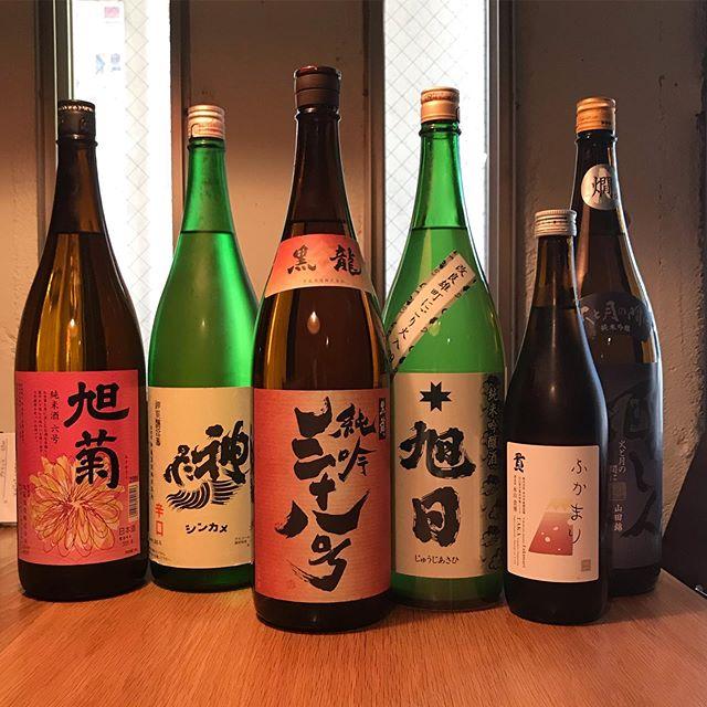 おかんも本格的に始めます!いい季節です!ぬる燗がおススメ。#イルフェソワフ #ワイン#日本酒 #薬院#警固#燗酒#ぬる燗